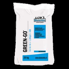 Грин -Го  (GREEN-GO) 18-18-18+1,3MgO+10S 1кг